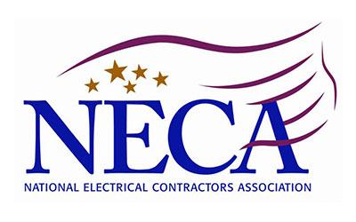 CET Affiliates NECA Logo