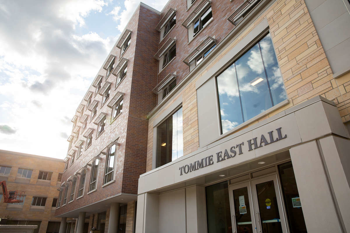 Tommie East Residence